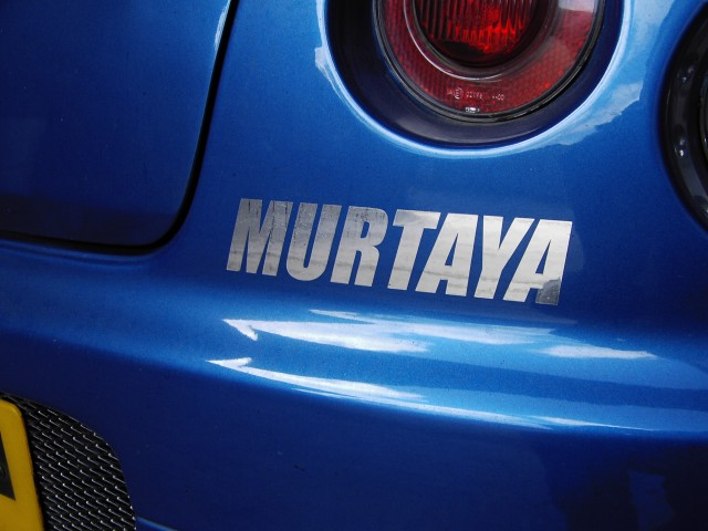 First pics of the Murtaya decal (as displayed on the demo Murtaya).