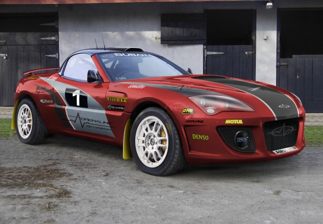 Move over Loeb and Solberg; 